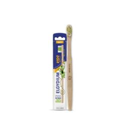 Elgydium brosse à dents kids eco conçue souple