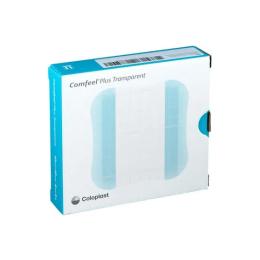 Comfeel Pansement transparent 5 x 25cm - 10 pansements
