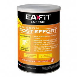 Eafit Boisson post effort orange