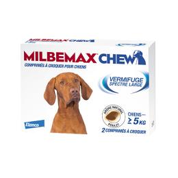 Milbemax Chew Comprimé - x2