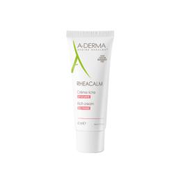 A-derma Rheacalm crème apaisante riche - 40ml