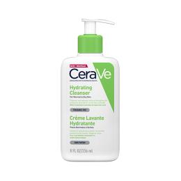 CeraVe Crème lavante hydratante - 236ml