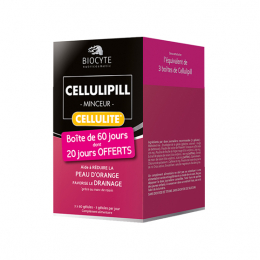 Biocyte Cellulipill - 180 gélules