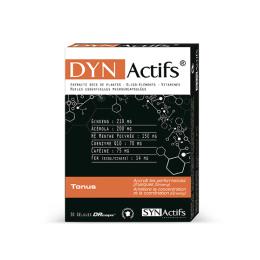 Aragan SYNActifs  Dynactifs tonus - 30 gélules