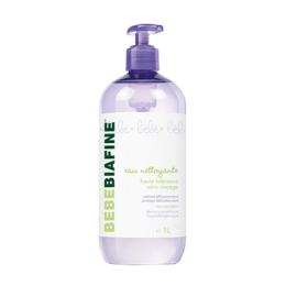 Bebebiafine eau nettoyante sans rinçage - 1L
