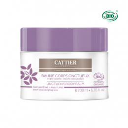 Cattier baume corps onctueux BIO - 200ml