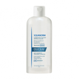 Ducray Squanorm shampooing traitant ati-pelliculaire Pellicules sèches - 200ml