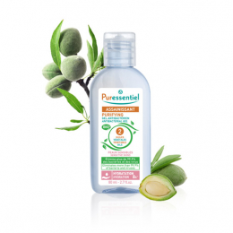 Puressentiel Gel antibacterien assainissant Peaux sensibles - 80ml