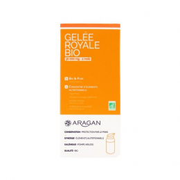 Aragan gelée royale BIO - 18 000 mg