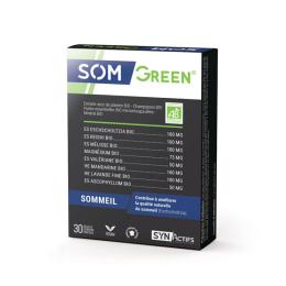 Aragan Synactifs Som Green BIO - 30 gélules