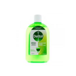 Dettol Désinfectant surfaces et linge - 500ml