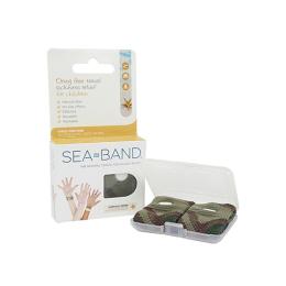 Sea-Band bracelet nausées vert enfants - 2 bracelets