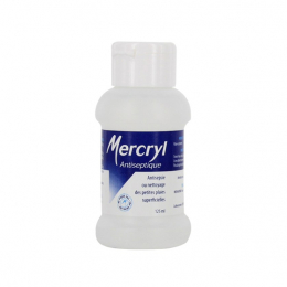 Mercryl application cutanée - 125ml