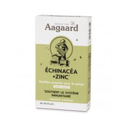 Aagaard Pastilles Propolentum Echinacea + Zinc - 30 pastilles