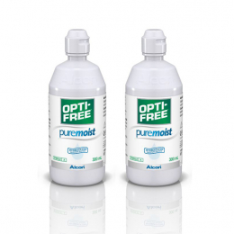 Alcon Opti-Free Puremoist - 2x300ml