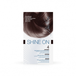 Bionike Shine on soin coloration - 04 chatain