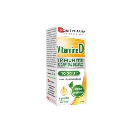 Forté Pharma Vitamine D3 1000UI - 15ml