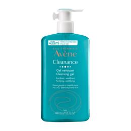 Avène Cleanance Gel nettoyant sans savon - 400ml