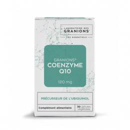 Granions Coenzyme Q10 - 30 gélules