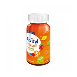Alvityl Vitalité gommes - 60 gommes