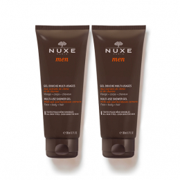 Nuxe men gel douche multi-usages - 2x200ml