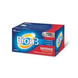 Bion 3 Défenses adultes - 90 comprimés
