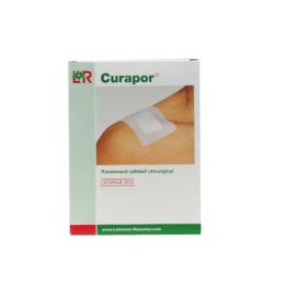 Curapor Pansement adhésif Chirurgical - 5x7cm - 10 pansements