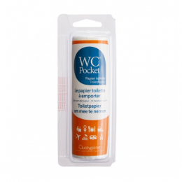 WC Pocket papier toilette  - 1 rouleau
