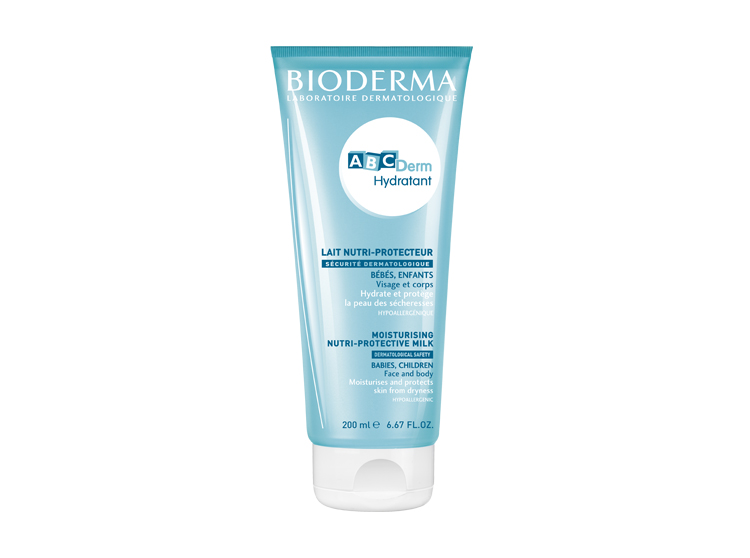 Bioderma ABCDerm Hydratant lait nutri-protecteur - 200ml